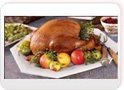 感恩节习俗 吃火鸡